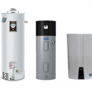 Picture of Water Heaters