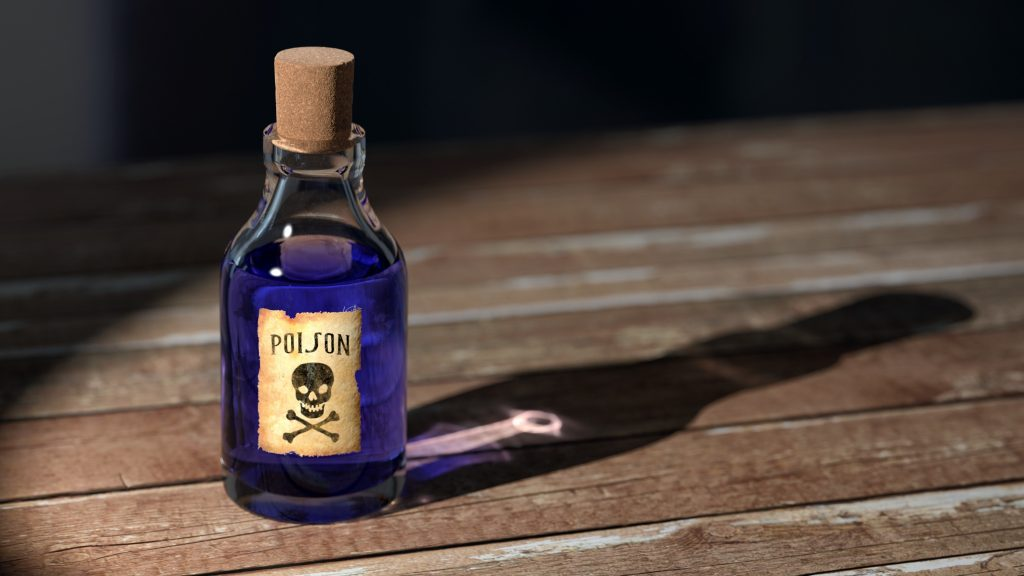 Picture of Poison Bottle